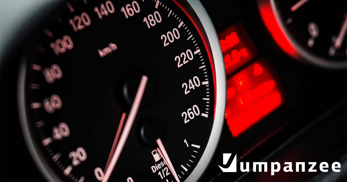 5 Ways to Speed Up Your Website - Car Speedometer