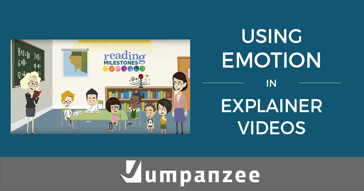 Using Emotion In Explainer Videos