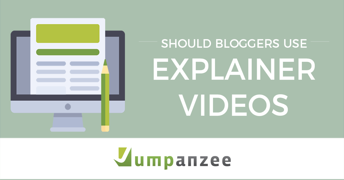 Should Bloggers Use Explainer Videos?