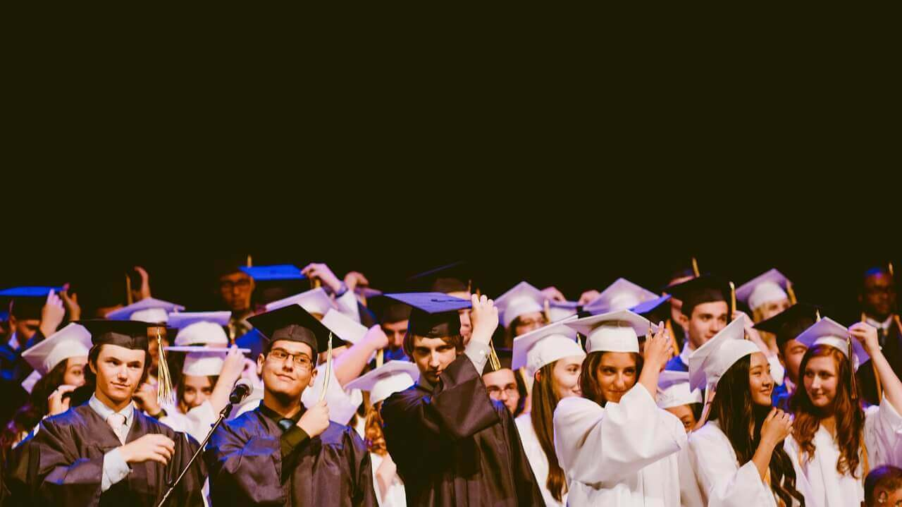 How Small Business Owners Can Empower Students - Students Graduating