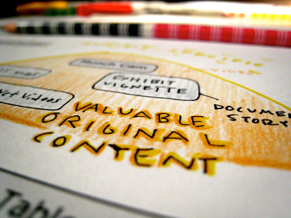 Get Found: Growing Your Startup with Inbound Marketing - Valuable Original Content
