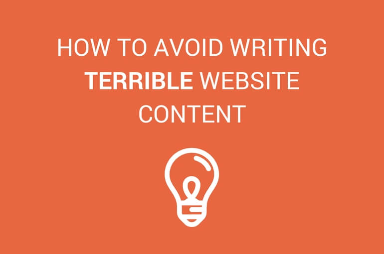 How to write better content for your website