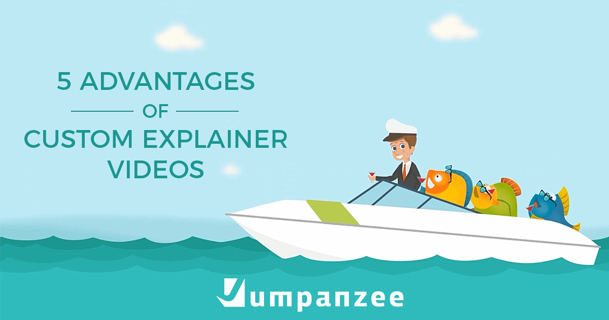 5 Advantages of Custom Explainer Videos 2