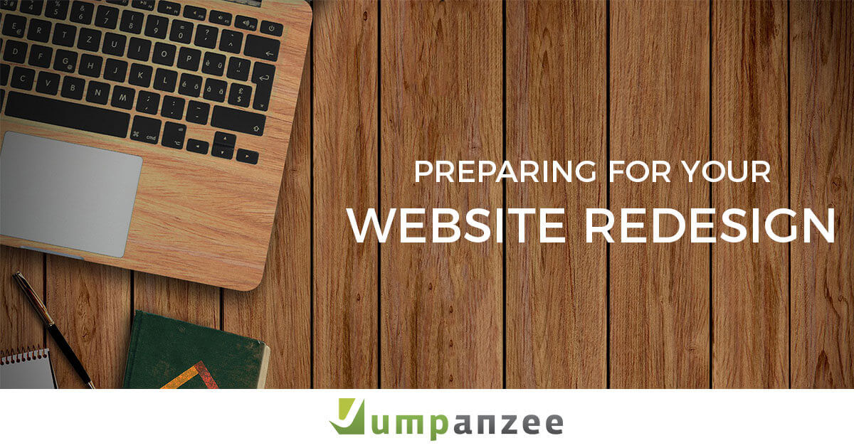 Preparing for Your Website Redesign