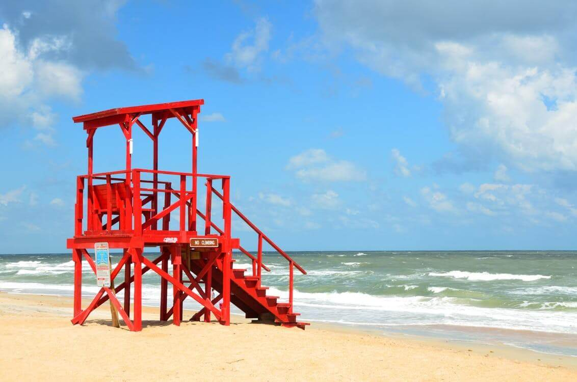 Drowning Business? 4 Ways Social Media is Your Lifeguard - Beach Lifeguard Chair