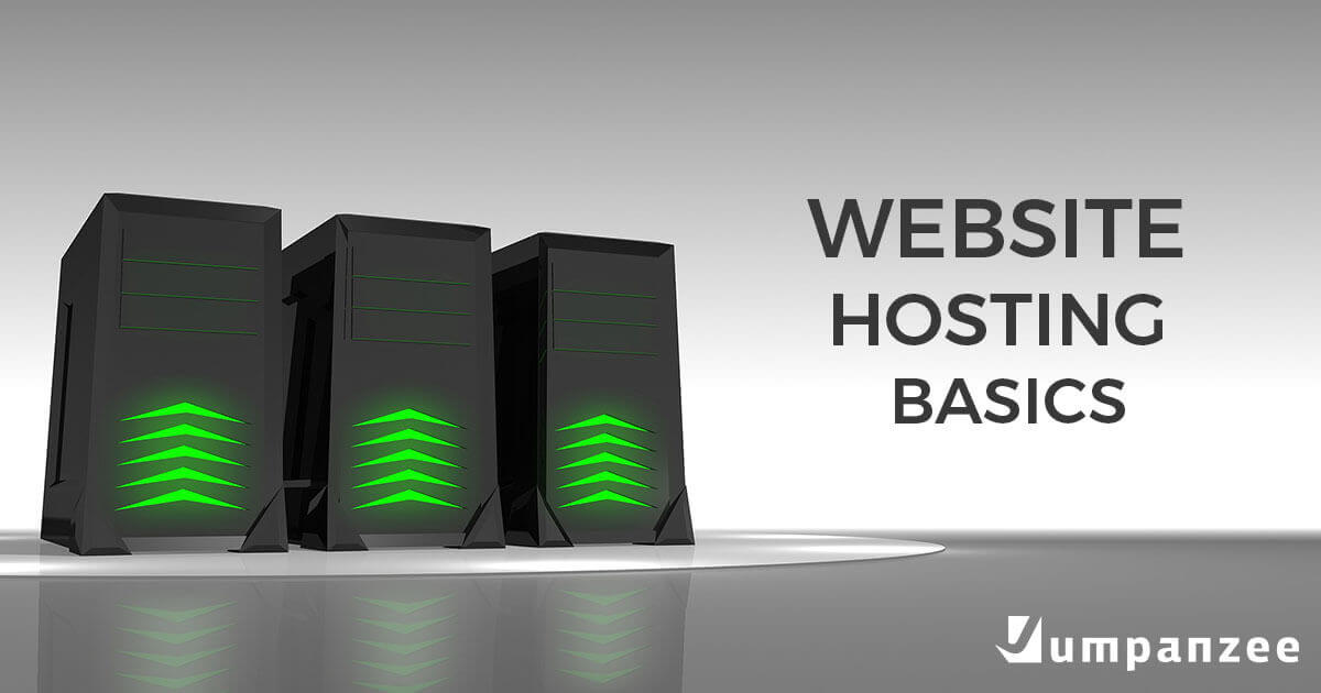 Website Hosting Basics Tutorial