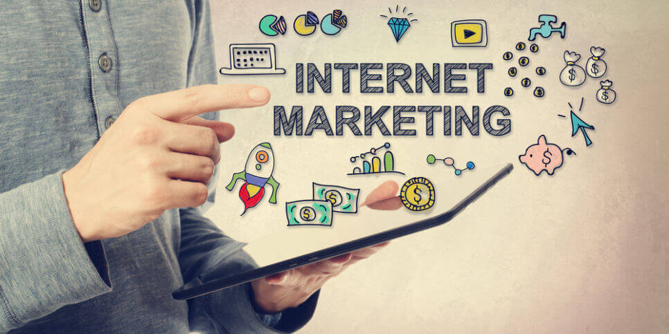 Internet Marketing for Your Business - 4 Major Benefits