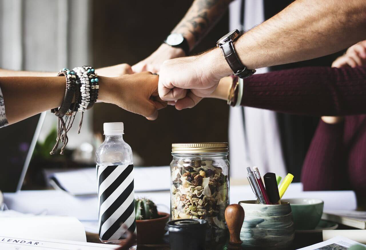 Solve Small Business Problems - Collaboration