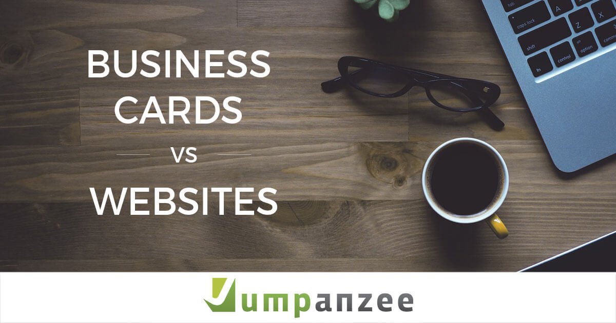 Websites or Business Cards - Which Is Best
