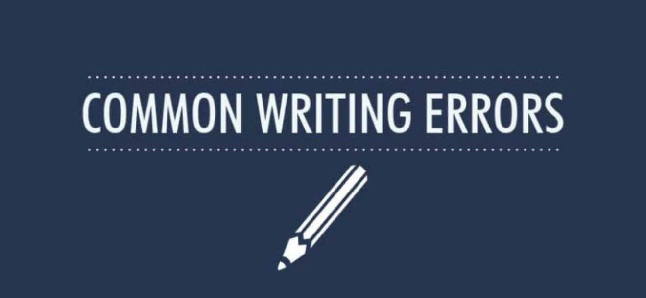 Most Common Writing Errors to Avoid for Businesses and Startups